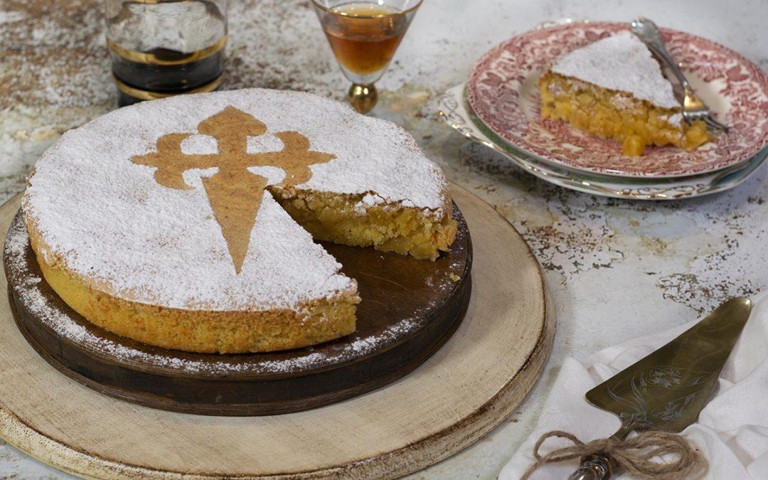 Gastronomía del Camino de Santiago: Tarta de Santiago